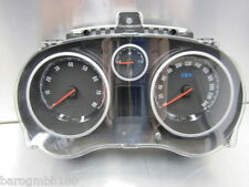 Opel Corsa D OPC 2012 Tacho Kombiinstrument Tachometer 240km/h 1303304