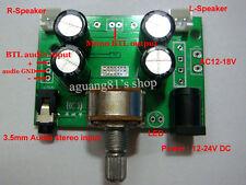 TPA3123D2 Dual Channel Stereo Class D Audio Amplifier Board OCL 25W x2 BTL 50W