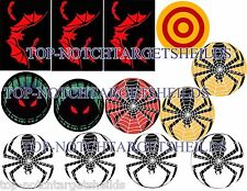 "LOWER PRICE FOR ""2016"" HAUNTED HOUSE GOTTLIEB TARGET ARMOUR CUSHIONED DECALS"