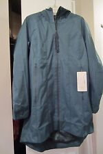 Lululemon Right As Rain Jacket Fuel Green Sz 8