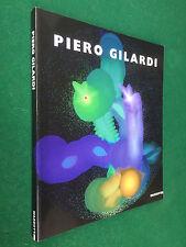 Claudio Spadoni - PIERO GILARDI , Ed Mazzotta (1999) Libro arte tappeti-natura