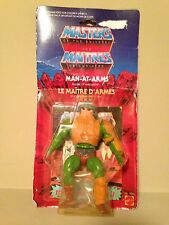 Vintage He-Man Masters of the Universe MOTU Man-At-Arms MOC 1980's