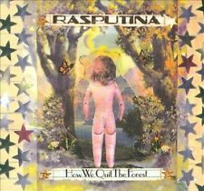 How We Quit the Forest by Rasputina 1998 Sony Music
