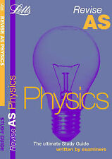 Revise AS Physics by Letts Educational (Paperback, 2004)