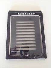 * Oakley O Matter IPad BLACK Case Omatter IPAD Cover fits 2nd 3rd 4th Generation