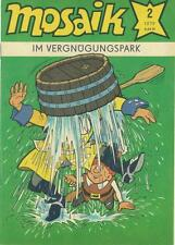 Mosaik 1979/ 2 (Z1, Aufkleber), Junge Welt