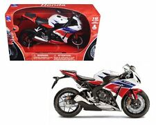 NEW RAY 2016 HONDA CBR1000RR RED WHITE BLUE BLACK 1:12 MOTORCYCLE 57793