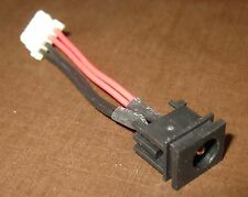 DC POWER JACK w/ CABLE HARNESS TOSHIBA SATELLITE S300-S2503 S300-S2504 CHARGING