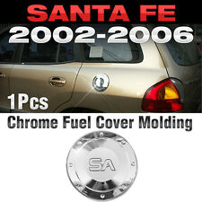 Chrome Fuel Cover Garnish Molding Trim A217 For HYUNDAI 2002-2005 Santa Fe SM