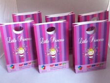 30 Girls  Little Princess Paper Party bags  Look !!