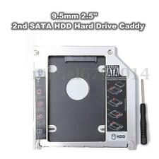 2nd 9.5mm SATA a SATA Hdd Ssd Unibody Disco Duro para Apple Macbook Pro Unibody