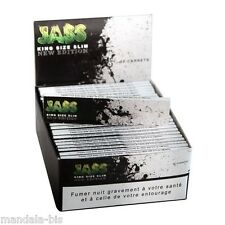 JASS SLIM  Lot de 100 Carnets (2 BOITES)  PROMO Point Relais !