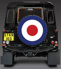 RAF/MOD AIRFORCE SYMBOL SPARE WHEEL COVER STICKER 4x4