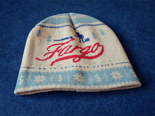 new TV Serious Fargo Knit Beanie Cap Hat Print Stretchy Adult Free Size