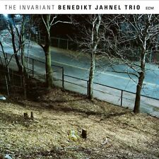 BENEDIKT TRIO JAHNEL - THE INVARIANT   CD NEU