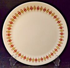 "Syracuse China Captains Table Dinner Plate Syralite Restaurant Ware 9 3/4"" NICE!"