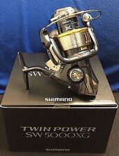 Shimano Twin Power SW 5000 XG Spnning Reel SW5000XG