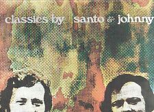 LP 3315  CLASSICS BY  SANTO E JOHNNY