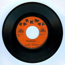 Philippines CHUBBY CHECKER The Shimmy 45 rpm Record