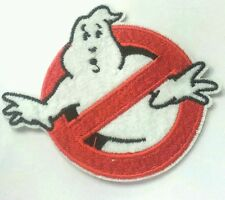 Ghostbusters embroidered patch