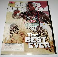 Sports Illustrated - August 5,1996! Carl Lewis, Olympics, The Best Ever!!