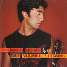 CD single Arno ELIAS Des allers retours Promo 1 Track card  sleeve neuf
