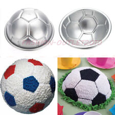 3D Mini Cake Ball Muffin Pan Tins Cupcake Decorating Ice Cream Baking Tool Mould