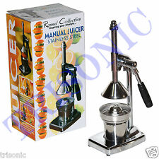 Commercial press ebay for Alpine cuisine juicer