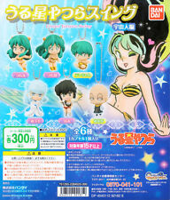 Urusei Yatsura Swing Alien Ver. Gashapon Lum Ten Oyuki Benten Set of 6pcs