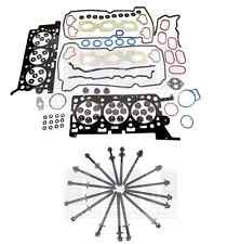 2000 Ford Taurus Head Gasket Set WITH Head Bolts 3.0L DOHC Duratec V6