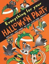Everything for Your Halloween Party by Golden Books Staff (2010, Novelty Book)
