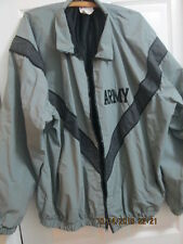 Men's Army Jacket lined waterproof size XL pre-owned
