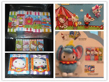 2013 Hong Kong McDonald's Circus of Life x Hello Kitty 7 plush full set limited
