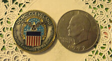 Commerative large/dollar size /heavy medal/Token /DCMC Cleveland  #25
