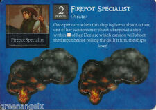 PIRATES OF THE REVOLUTION - 023 PIRATE FIREPOT SPECIALIST
