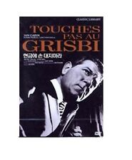 Touchez Pas Au Grisbi,1953 (DVD,All,New) Jean Gabin