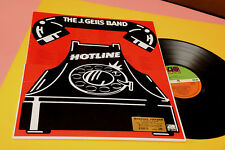 J GEILS BAND LP HOTLINE ORIG UK 1975 EX GIMMIXCOVER SHAPED !!!!!!!!!!!!!