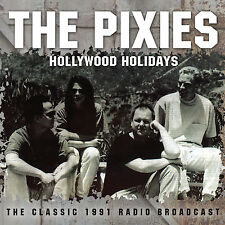THE PIXIES New 2017 UNRELEASED LIVE 1991 LOS ANGELES CONCERT CD