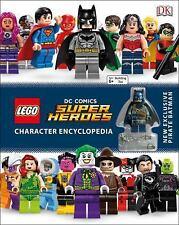 LEGO DC Comics Super Heroes Character Encyclopedia by Dorling Kindersley...