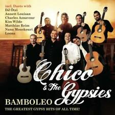 Bamboleo-The Greatest Gypsy Hits Of All Time von Chico & The Gypsies (2014), CD