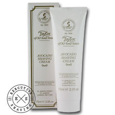 Taylor of Old Bond Street avocado crema da barba tubetto 75 ml (tc75g-avocado)