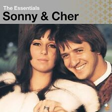 The Essentials - Sonny & Cher NEW SEALED (CD 2002)