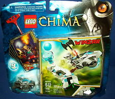LEGO 70106 LEGENDS of CHIMA WINZAR ICE TOWER new in box sold out