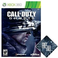 Call of Duty: Ghosts  (Xbox 360, 2013) COD NEW FACTORY SEALED w Free Fall Map