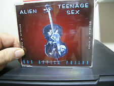 Alien / Teenage Sex by Box Office Poison E.P. CD