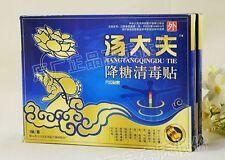15pcs/3box type 2 Diabetes Patch Chinese Natural Herbal Reduce High Blood Sugar