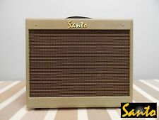 Santo ToneCube 20H Hand Wired Vintage Rectifier 20W Combo Tube Amp 1x12