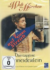 DAS TAPFERE SCHNEIDERLEIN - DEFA - DVD NEU Schneider Märchen Gebrüder Grimm