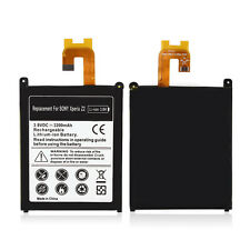 High Capacity 3.8V 3200mAh Li-ion Replacement Backup Battery For Sony Xperia Z2
