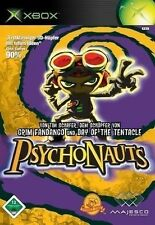 Psychonauts  Xbox Brand new and sealed (Game in German)